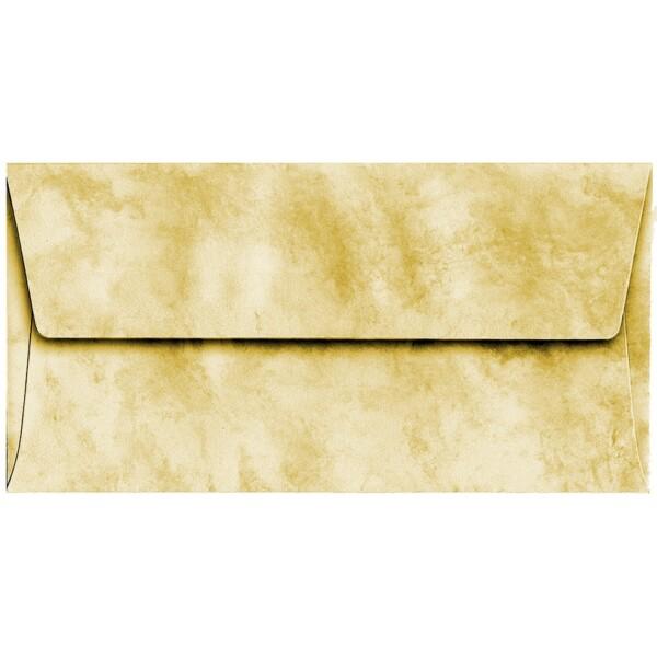 Artoz Antiqua - 'Cream' Envelope. 220mm x 114mm 90gsm DL Peel/Seal Lined Envelope.