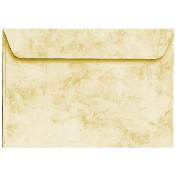 Artoz Antiqua - 'Cream' Envelope. 162mm x 114mm 90gsm C6 Peel/Seal Envelope.