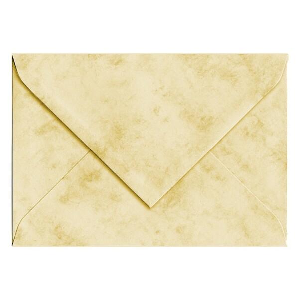 Artoz Antiqua - 'Cream' Envelope. 191mm x 135mm 90gsm E6 Gummed Envelope.
