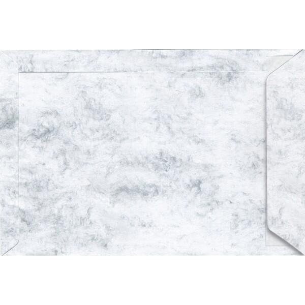 Artoz Antiqua - 'Grey' Envelope. 324mm x 229mm 90gsm C4 Peel/Seal Pocket Envelope.